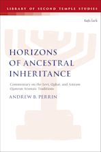 The Horizons of Ancestral Inheritance cover