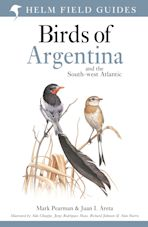 Field Guide to the Birds of Argentina and the Southwest Atlantic cover