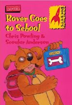 Rover Goes to School cover