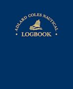 The Adlard Coles Nautical Logbook cover