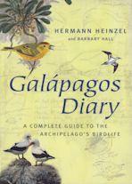 Galapagos Diary cover