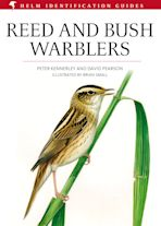Reed and Bush Warblers cover
