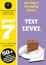 Text Level: Year 7 cover