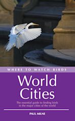 Where to Watch Birds in World Cities cover