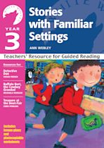 Year 3: Stories with Familiar Settings cover
