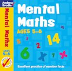 Mental Maths for Ages 5-6 cover