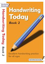 Handwriting Today Book 2 cover