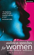 Audition Speeches for Women cover