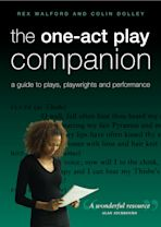 The One-Act Play Companion cover