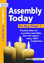 Assembly Today Key Stage 1 cover