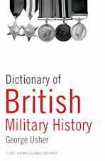 Dictionary of British Military History cover