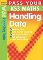 Pass Your KS3 Maths: Handling Data cover