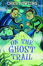 On the Ghost Trail cover