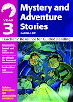 Year 3: Mystery and Adventure Stories cover