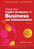 Check Your English Vocabulary for Business and Administration cover