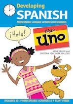 Developing Spanish Libro Uno cover