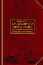 Encyclopedia of Surnames cover