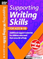 Supporting Writing Skills 9-10 cover
