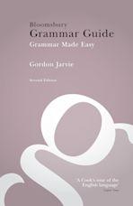 Bloomsbury Grammar Guide cover