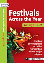 Festivals Across the Year 7-9 cover