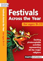 Festivals Across the Year 9-11 cover