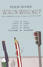 Who's Whose? cover