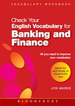 Check Your English Vocabulary for Banking & Finance cover