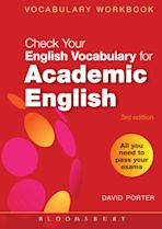 Check Your Vocabulary for Academic English cover