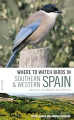 Where to Watch Birds in Southern and Western Spain cover