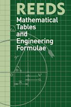 Reeds Mathematical Tables and Engineering Formulae cover