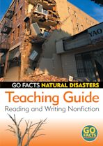 Natural Disasters Teaching Guide cover