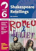 Year 6: Shakespeare Retellings cover