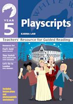 Year 5: Playscripts cover