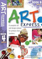Art Express Book 4 cover