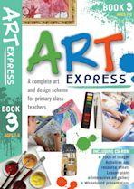 Art Express Book 3 cover