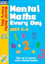 Mental Maths Every Day 5-6 cover