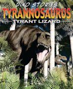 Tyrannosaurus Rex cover