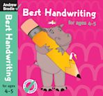 Best Handwriting for ages 4-5 cover