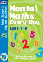 Mental Maths Every Day 7-8 cover
