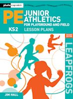 Junior Athletics for Playground and Field cover