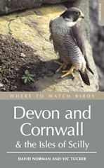 Where to Watch Birds in Devon and Cornwall cover