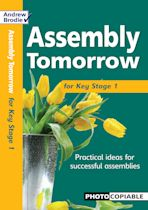 Assembly Tomorrow Key Stage 1 cover