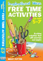 Inspirational ideas: Free Time Activities 5-7 cover