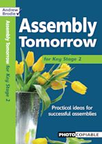 Assembly Tomorrow Key Stage 2 cover