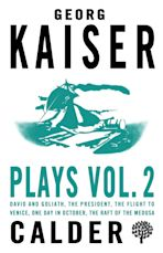 Plays Volume 2 cover