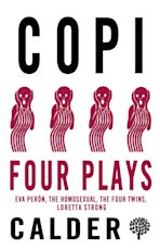 Four Plays cover