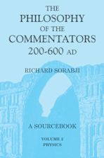 The Philosophy of the Commentators, 200-600 AD cover
