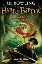 Harry Potter and the Chamber of Secrets cover