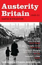 Austerity Britain, 1945-1951 cover