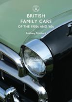 British Family Cars of the 1950s and '60s cover